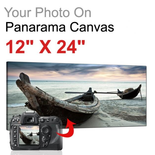 """Panorama 12"""" X 24"""""""