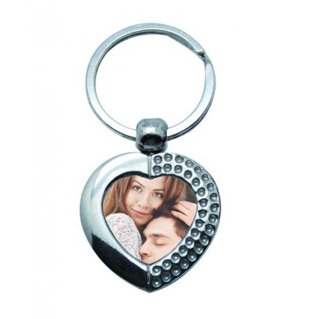 Small Heart Shape Key ring