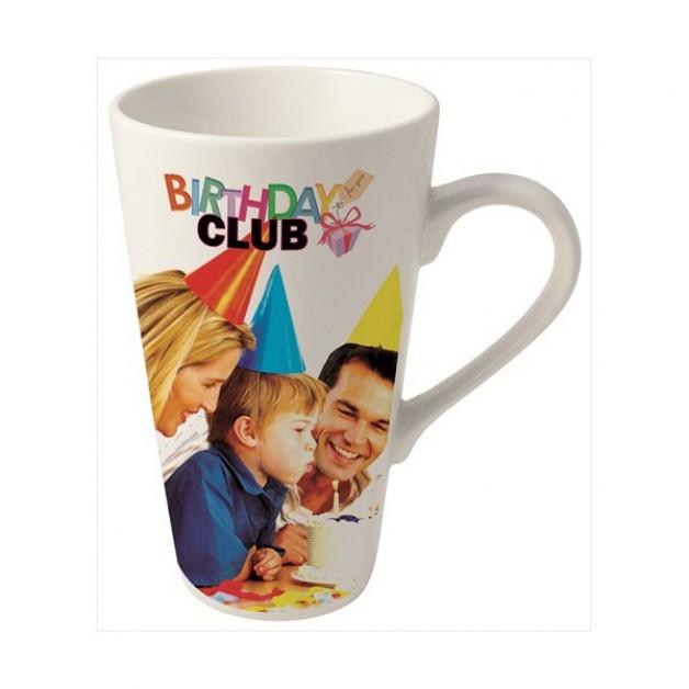 Personalised Latte Mug 17oz