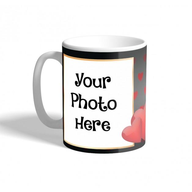 cupid love mug