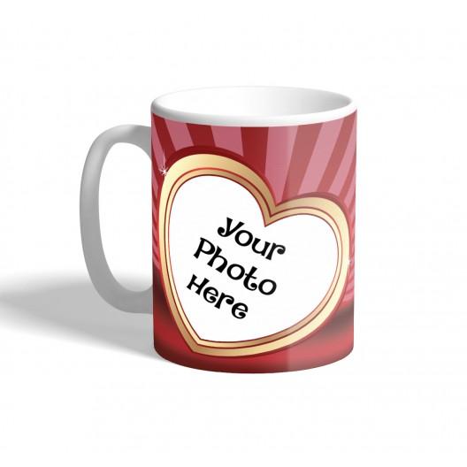 heart shine mug