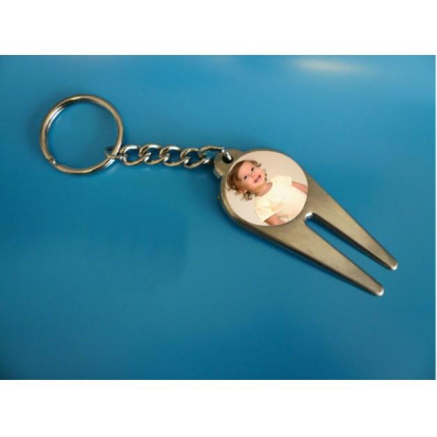 Golf Divot Key