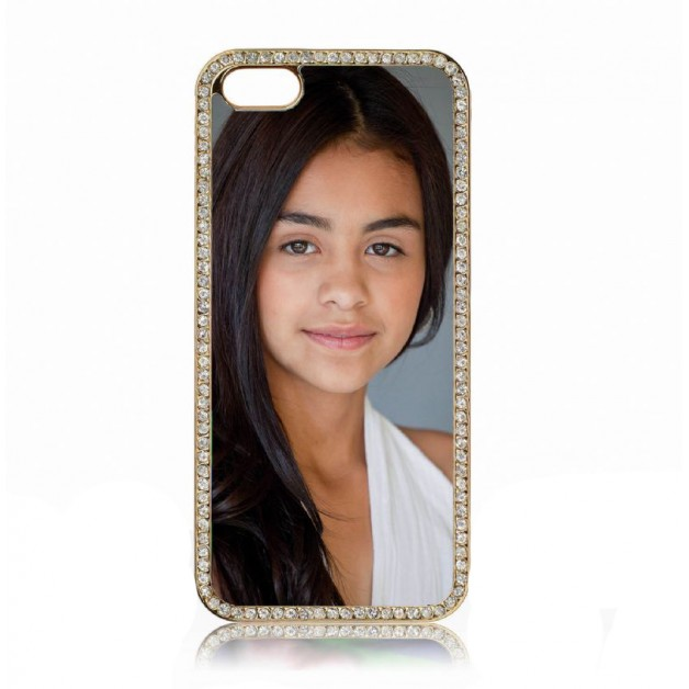 Iphone 4/4s GOLD DIAMONTE  case