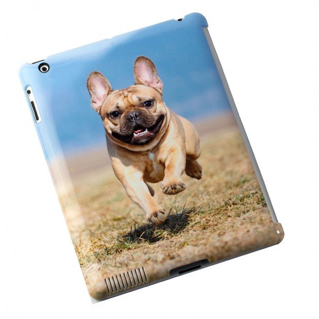 Ipad 3D Hard Case